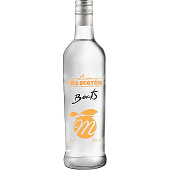 BEAT'S Licor de melocotón Botella 70 cl