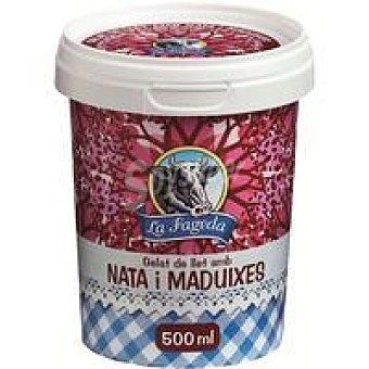 La Fageda Nata-fresa Tarrina 500 ml