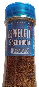 Hacendado Sazonador espaguetti (tapón azul) Tarro de 38 g