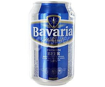 Bavaria Cerveza Lata de 33 centilitros