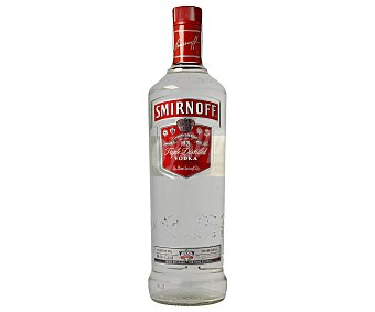 Smirnoff Vodka Botella 1 litro