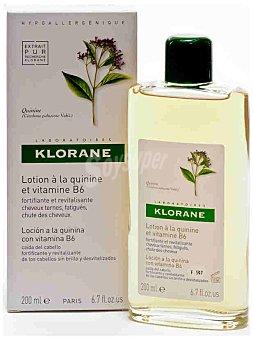 Klorane Locion fortificante y revitalizante anticaida con vitamina B6 al extracto de Quinina Frasco 200 ml