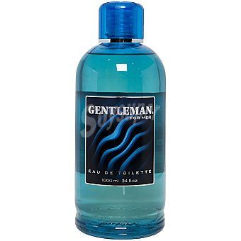 GENTLEMAN Agua de colonia familiar Frasco 1 l