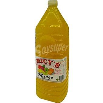 TRICY'S Zumo de mango sin azúcar botella 2 l 2 l
