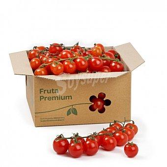 Tomate Cherry Rama Premium granel 500 g aprox Envase de 500.0 g. aprox