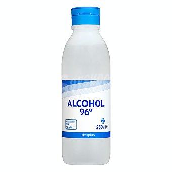 Deliplus Alcohol etilico 96 grados Botella 250 ml