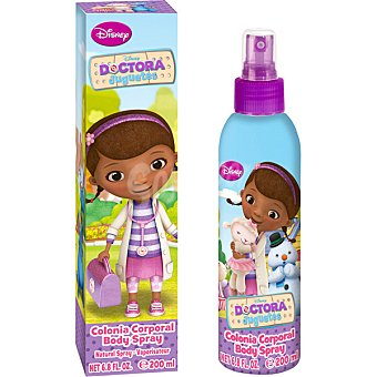 Disney Juguetes colonia corporal Doctora Spray 200 ml