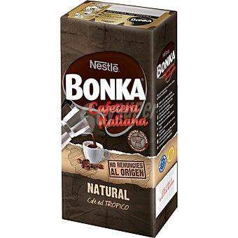 Bonka Nestlé Café Molido Natural para Cafetera Italiana Paquete 250 g