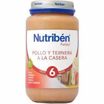 NUTRIBEN Pollo y ternera a la casera 250 ml