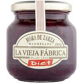 La Vieja Fábrica Mermelada de mora Diet Frasco 280 g