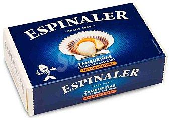 Espinaler Zamburiñas en salsa 85 g