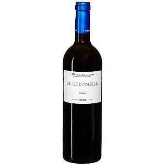 EL QUINTANAL Vino tinto crianza D.O. Ribera del Duero Botella 75 cl