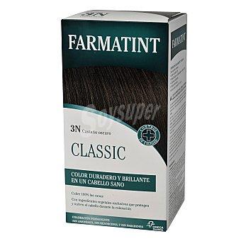 Farmatint Tinte Classic 3N Castaño Oscuro 1 ud