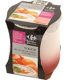 Carrefour Yogur de leche de oveja con frutas 125 g