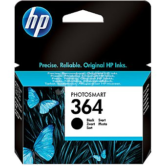 HP Nº 364 cartucho de tinta en color negro
