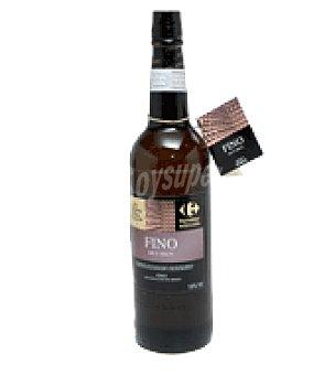 Carrefour Selección Vino Fino muy seco D.O. Jerez 75 cl.