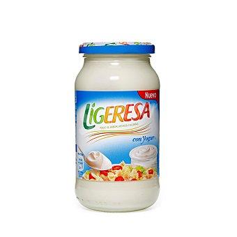 LIGERESA Salsa ligera con yogur frasco de 430 ml
