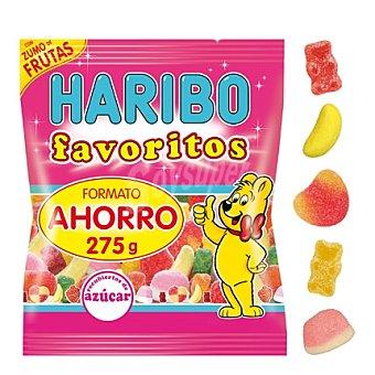 Haribo Golosina favoritos azúcar 275 g