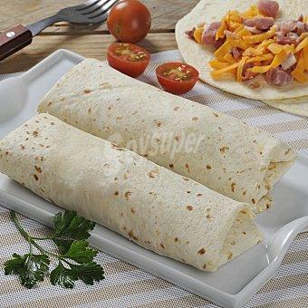 Carrefour Flauta de bacon y queso 1 ud