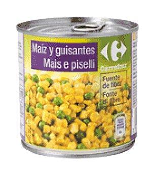 Carrefour Maíz y guisantes 280 g