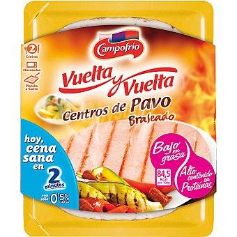 Campofrío Pavo braseado 2 raciones Envase 190 g