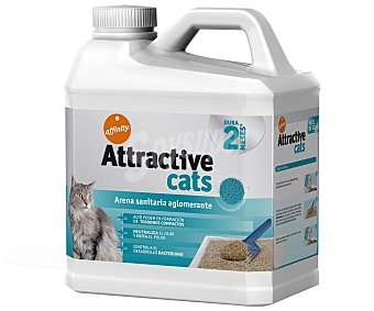 Affinity Arena para gatos Attractive Cats Garrafa 6,36 kg