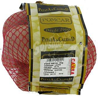 Pomcar Patata Roja 2kg
