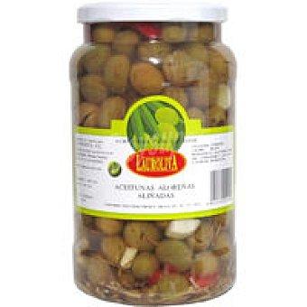 Lauroliva Aceitunas Aloreñas Aliñadas 800 g