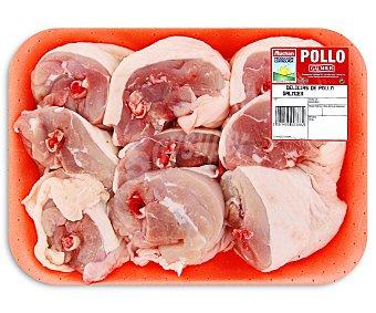 Auchan Producción Controlada Delicias de pollo 800 Gramos
