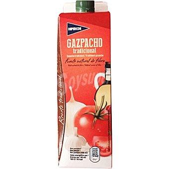 Hipercor Gazpacho de verduras seleccionadas Envase 1 l