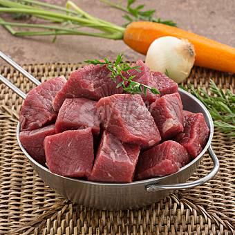 Ternera gallega carne magra troceada/ragout para guisar Al peso 1 kg