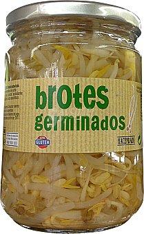 Hacendado Soja brotes germinada conserva Tarro 250 g escurrido