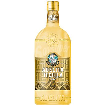 Adelita Tequila Tequila gold Botella 70 cl
