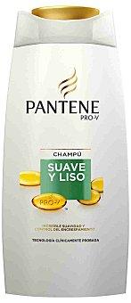 Pantene Pro-v Champú Suave y Liso 700 ml