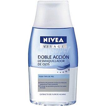 Nivea Visage desmaquillador de ojos doble acción para todo tipo de piel  frasco 125 ml