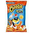 Snack mix de formas y sabores Mega 4 180 g Cheetos Matutano