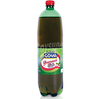 GUARANÁ Goya de sin gas Botella 1,5 l