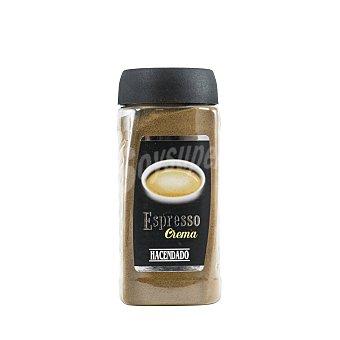 Hacendado Cafe soluble espresso crema PET 80 g
