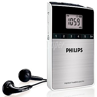Philips AE6790/00 radio digital portátil