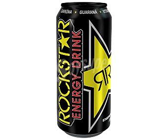 ROCKSTAR Bebida energética Rockstar Original 50 cl