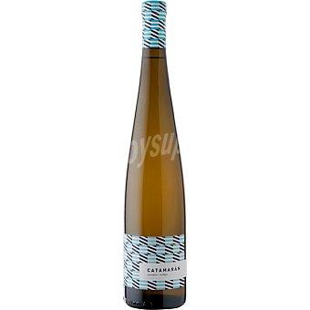 CATAMARAN Vino blanco macabeo verdejo de Valencia botella 75 cl 75 cl