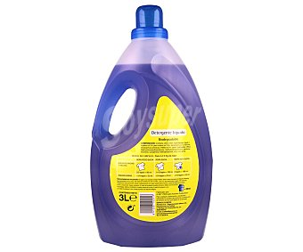 Productos Económicos Alcampo Detergente Liquido 25 Dosis