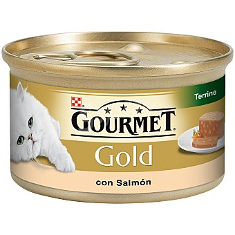 Purina Friskies Comida para gatos con Salmon Lata 85 g