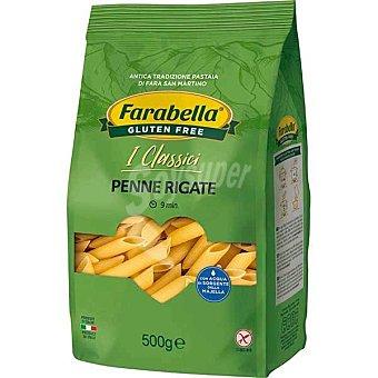 Farabella I Classici Penne Rigate sin gluten Envase 500 g
