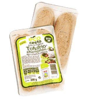 Ecocesta Tofubrio champiñon bio 200 g