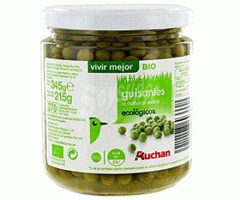 Auchan Guisantes al Natural Ecológico 215g