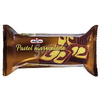 Lady cake Pastel marmol chocolate industrial 400 g