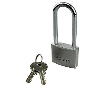 Producto Alcampo Candado arco de aluminio de 40 milímetros, nivel seguridad 3 alcampo