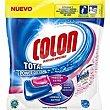 Detergente cápsula con Vanish quitamanchas 22 dosis 22 dosis Colón