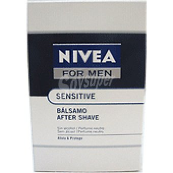 Nivea For Men After Shave Loción Sensitive hombre 100 ml
